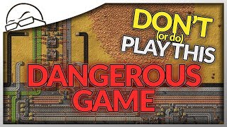 *BE CAREFUL* Factorio is a DANGEROUS GAME