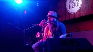 Angie Aparo Live - Memphis City Rain