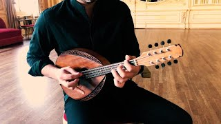 CSO: Avi Avital plays Bach Gigue from second partita in D minor