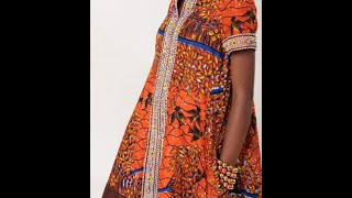 Ankara Maternity Dresses : Lovely Gown  And Dresses