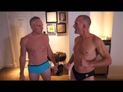 STEVE MAXWELL - HOTEL WORKOUT - Part 1/2 | London Real