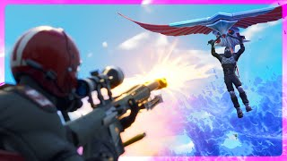 ONCE IN A LIFETIME GAME MODE?! Zero Gravity Duck Hunt (Fortnite Flying Glitch Funny Moments)