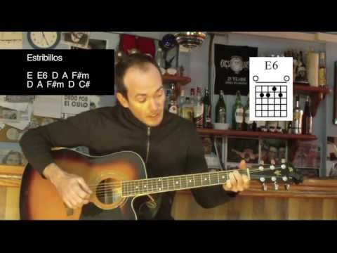 Lana del Rey - Video Games - Acordes Letra Guitar Chords Lesson