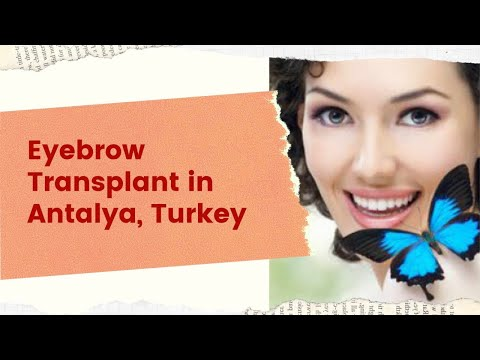 Best-Eyebrow-Transplant-in-Antalya-Turkey