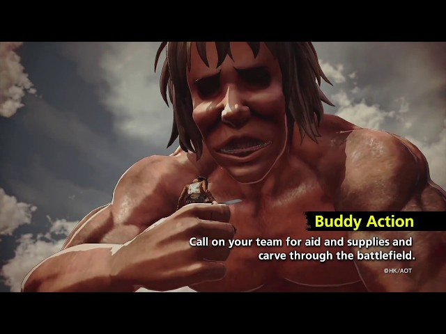 Attack on Titan 2 Skills Guide – All Character Skills, How To Unlock