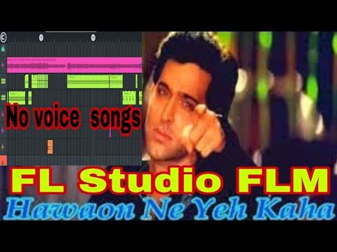 Hawaon Ne Yeh Kaha  Aap Mujhe Achche Lagne Lage FL studio no voice DJ aman hindi songs