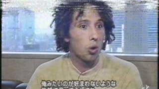 Rage Against The Machine  Zack De La Rocha  Interview 1997 Japan