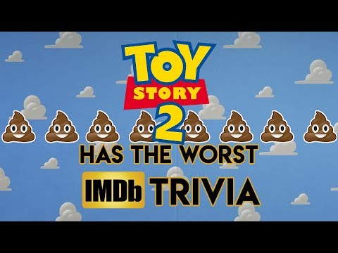 """""""Toy Story 2"""" Has the Worst IMDb Trivia 