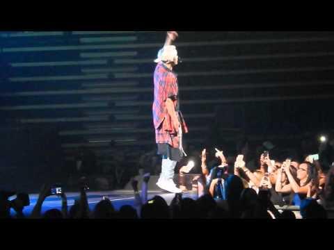 No Sense- Justin Bieber Live @ The MGM Grand Arena