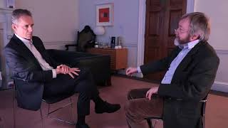 """""""As deep a question as you can possibly ask"""": Jordan Peterson in conversation with Iain McGilchrist"""