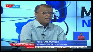 Monday Night News: UDM's Phillip Murgor states how IEBC are not ready for elections in August 2017