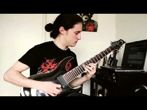 Dream Theater - The Root Of All Evil Guitar Solo Cover