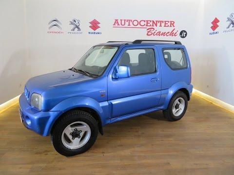 Suzuki Jimny Special gancio traino -  Autocenter Bianchi