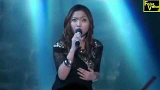 Charice - Singapore Idol - Note To God
