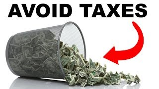 5 ways to avoid taxes...legally