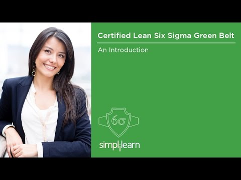 Introduction To Lean Six Sigma Green Belt Certification Training ...