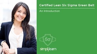 Certified Lean Six Sigma Green Belt