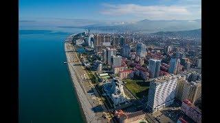 Aerial Batumi - November 2018 - Xiaomi Mi Drone 4K