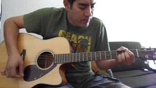 Zwan Heartsong guitar cover (intro)