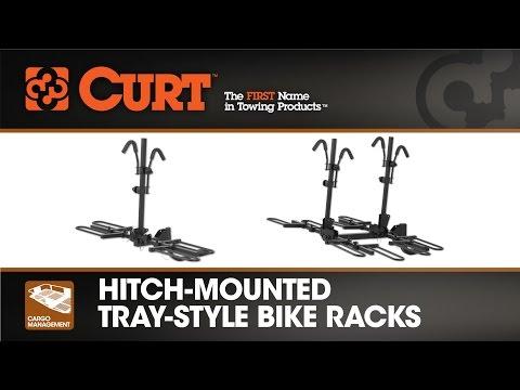 CURT Tray Style Bike Racks