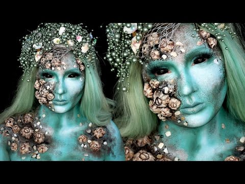 Love Sick Evil Mermaid Makeup Special FX Tutorial