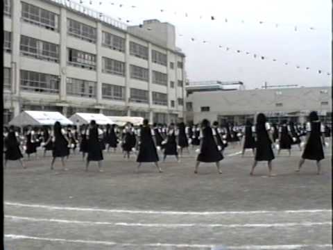 1994年中学運動会①