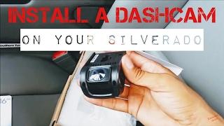Dash Camera Install Instructions (2014, 2015, 2016 Silverado)