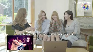 [ENGSUB] BLACKPINK Reaction To 'BOOMBAYAH MV' After 2 Years Debut!