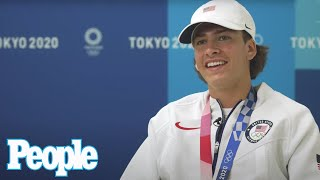 Jagger Eaton on Winning First-Ever Skateboarding Medal with a Broken Ankle | PEOPLE