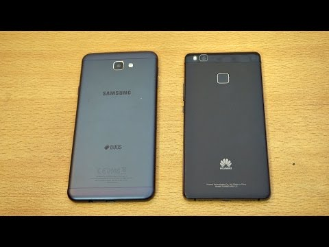 Samsung Galaxy J7 Prime vs Huawei P9 Lite – Review & Camera Test! (4K)