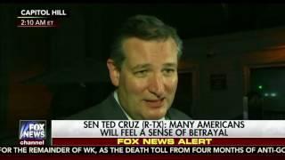 Sen. Cruz Highlights following Senate Health Care Vote