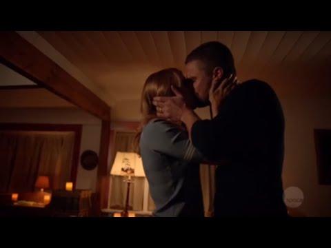 Arrow 7x22 Ending Scene (HD) Season Finale