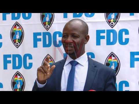 FDC calls on security agencies to be more willing to fight crime