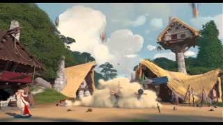 Asterix The Mansions Of The Gods 1080p BluRay Sample