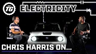 IS THERE ENOUGH JUICE? Chris Harris talks EVs with Graeme Cooper from the National Grid | Top Gear