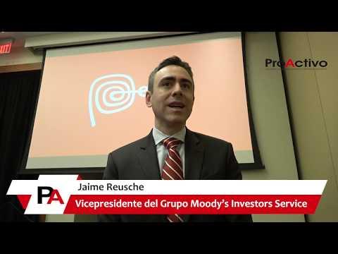 PDAC 2019: Entrevista a Jaime Reusche, Vicepresidente de Moodys