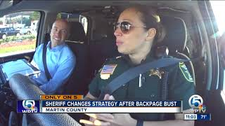 Backpage shutdown means more street prostitution, MCSO says