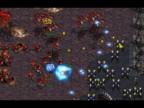 Fastest Map Ever - 458 (P) v Toki (Z) on Styler - StarCraft  - Brood War REMASTERED