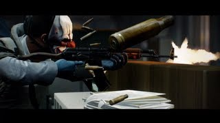 PayDay 2 - Game of The Year Edition video