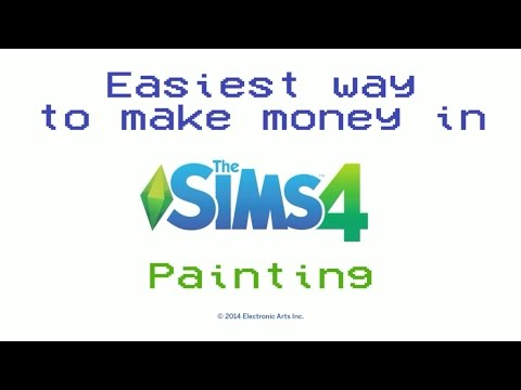 How To Make Excellent Paintings Sims