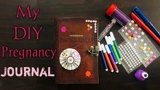 My Pregnancy Journal || Pregnancy Memories For Lifetime || Make It Beautiful ||