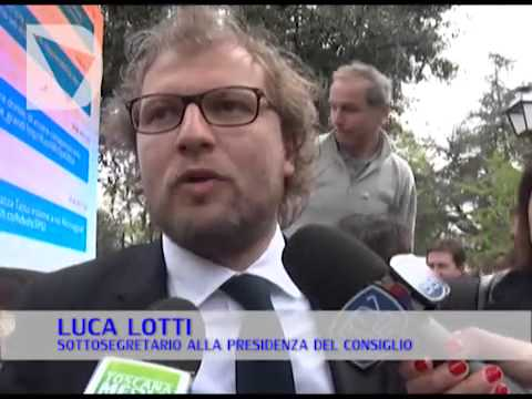 Luca Lotti - VIDEO