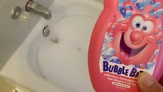 Mr Bubble Bubble Bath Review