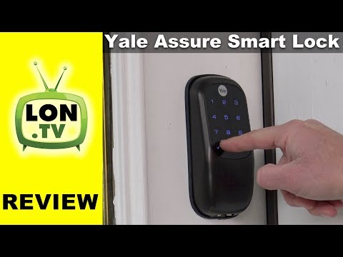 Yale Assure Smart Lock Review – Apple Homekit Version, Works with Siri