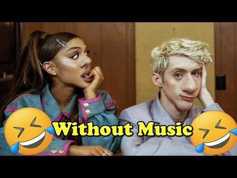 Troye Sivan & Ariana Grande - Without Music - Dance To This