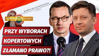 """W Polsce ZABRAKNIE SZCZEPIONEK?! Michał Dworczyk WYJAŚNIA sprawę """"ZNIKAJĄCYCH dawek"""""""
