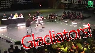 Club juggling hardcore combat - Gladiators match on EJC 2016 - Almere, the netherlands - GLADIADORES
