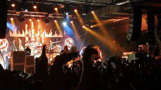 ARCH ENEMY - No Gods, No Masters - The Circus, Helsinki, Finland 1.10.2017