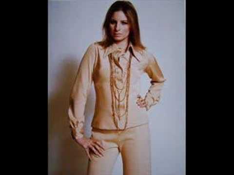 Widescreen Lyrics – Barbra Streisand