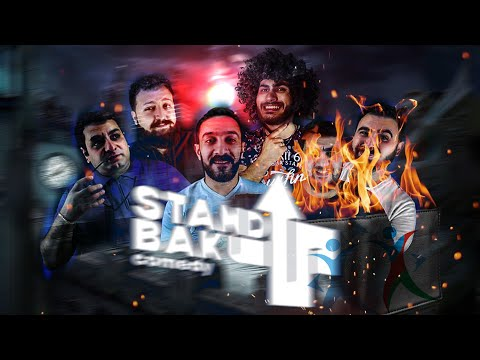 Stand Up Baku   Gənclər Fondu və Gülməli Oğlanlar